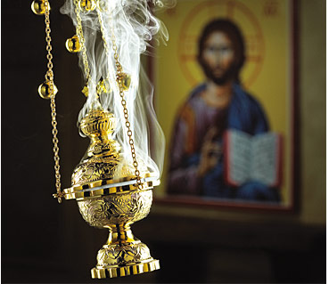 Incense and Icon