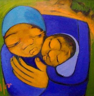 Psalm 131 by Wilfried Joye