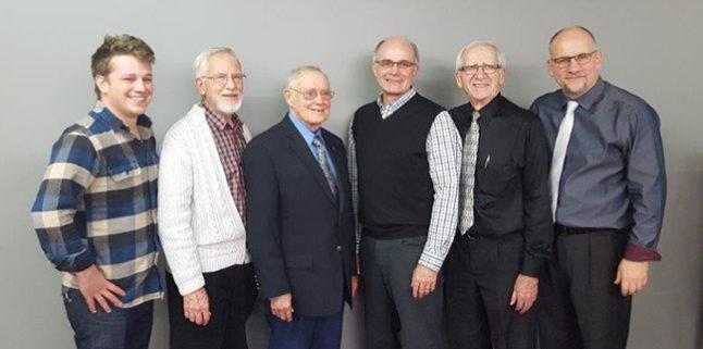 Steinbach Pastors